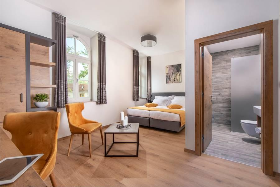 Vila Pohorje Slovenj Gradec sobe hotel